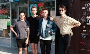 Ought band 2015