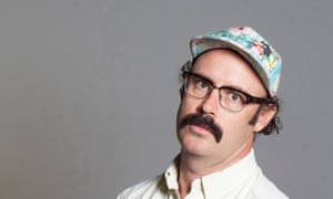 Sam Simmons: uncompromising, densely weird comedy.