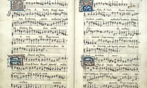 A page from Anne Boleyn's Songbook - Alamire CD