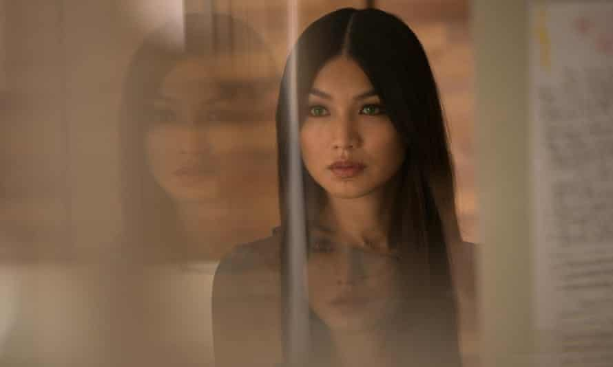 Gemma Chan in Channel 4's Humans.
