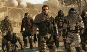 Metal Gear Solid Everything You Need To Know About The