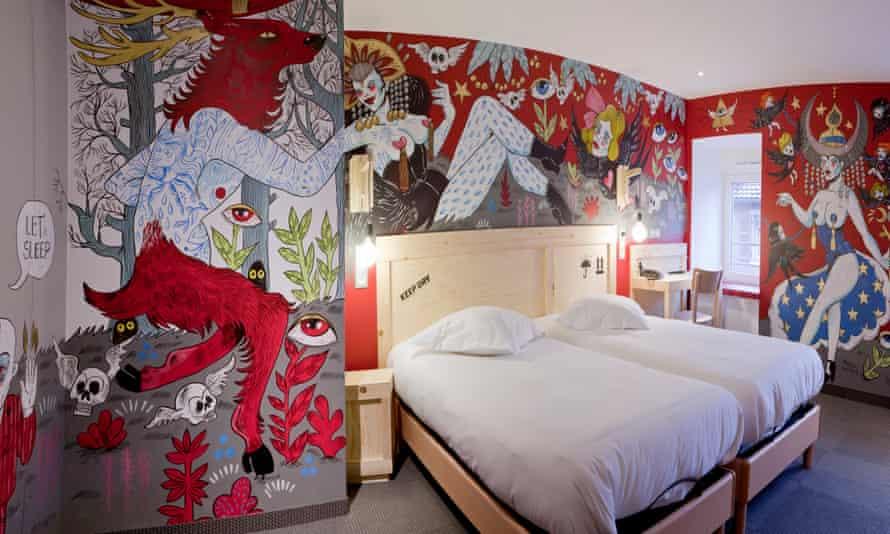 Hotel Graffalgar, Strasbourg, France