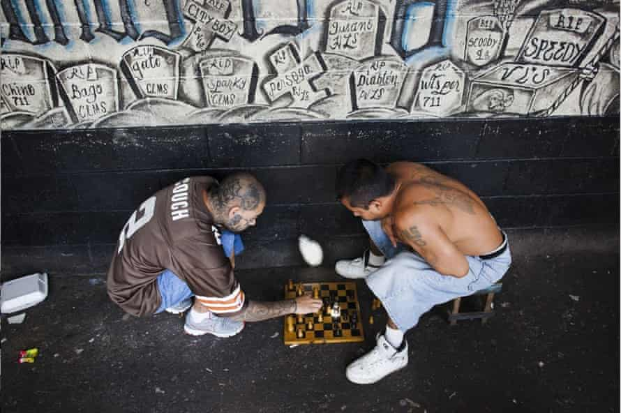 'There are basic human needs that everyone has the right to' … Adam Hinton emphasises the humanity of gang members.