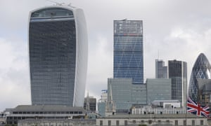 London's Walkie Talkie building has been judged the worst new building in Britain.