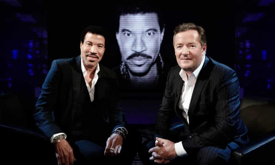 Lionel Richie on Piers Morgan's Life Stories