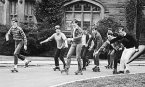 A group of Princeton students, 1965.