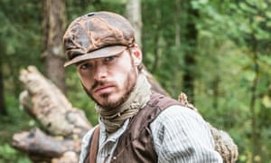 Richard Madden in Lady Chatterley's Lover.