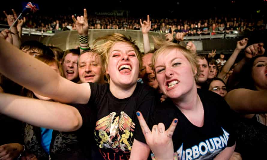 Airbourne In concert In London