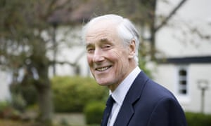Sir Adrian Cadbury in 2007.
