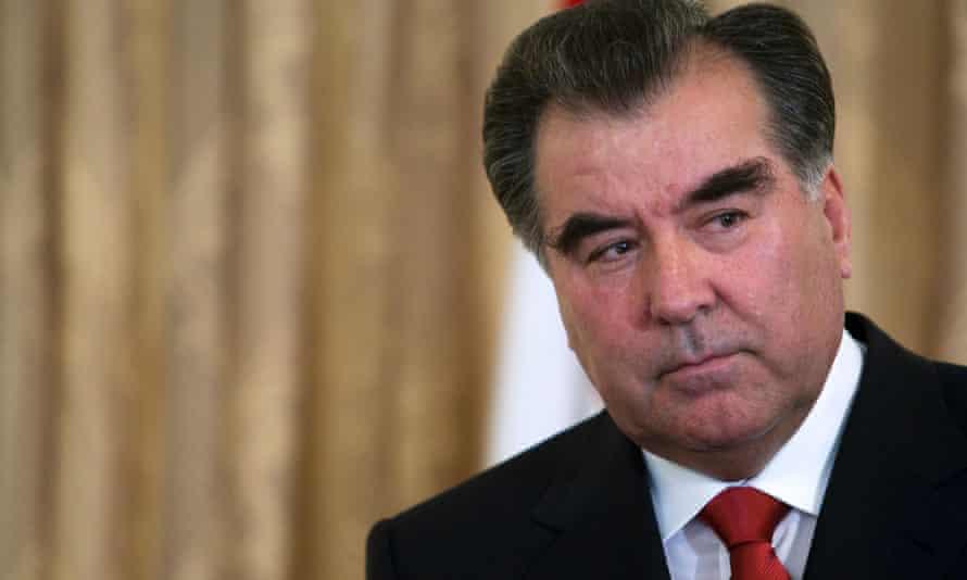 Rahmon Tajikistan