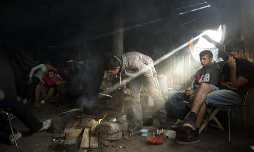 Calais cooking