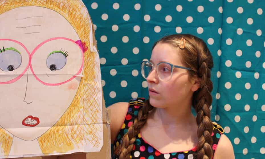 In I Loved Her, Jessie Cave plays 'a heightened version of my fretful self'.