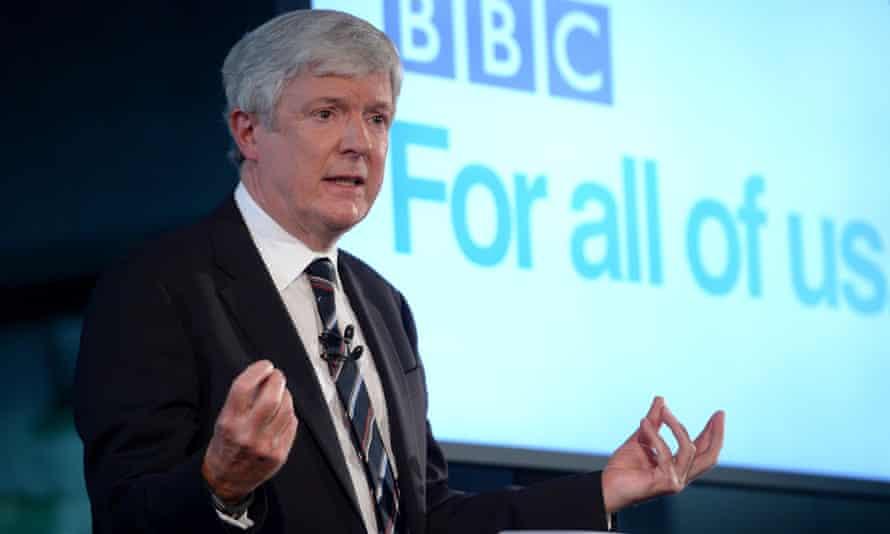Tony Hall: 'very difficult choices ahead' for the BBC