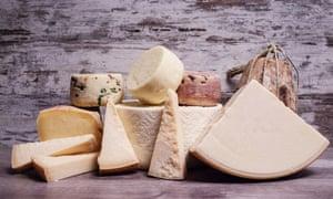 Russian-made Italian cheese