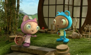 Replacing CBeebies, the home of shows such as Waybuloo, with a BBC iPlay platform may not be popular with some parents