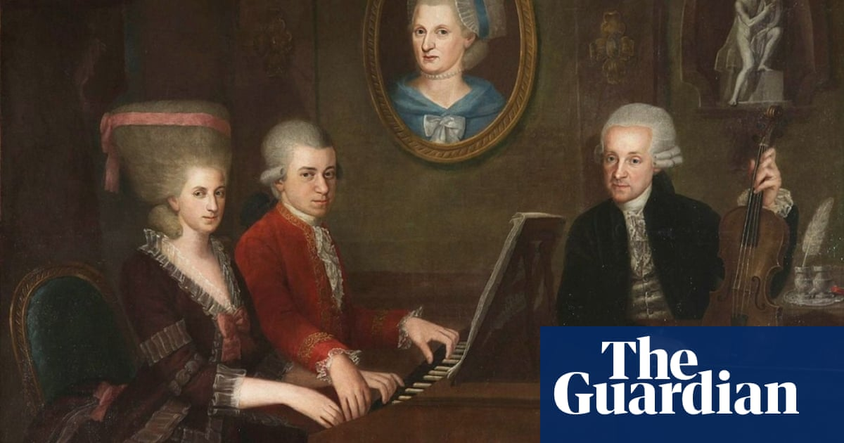 The Lost Genius Of Mozart S Sister Classical Music The Guardian Mozart's Sister
