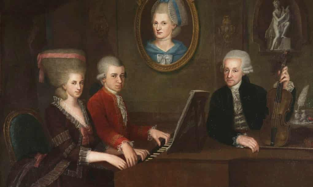 The lost genius of Mozart's sister