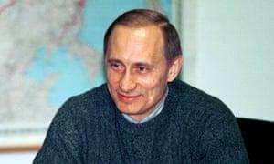 Young Putin