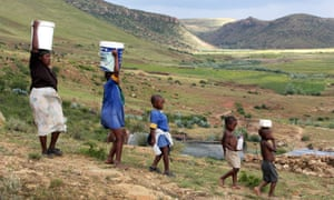 In Lesotho, a cash grants programme for children is helping to alleviate poverty.