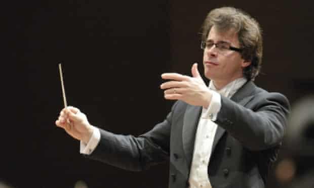 Conductor Jakub Hrůša