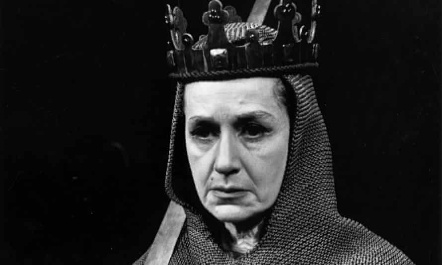 Peggy Ashcroft: Margaret of Anjou, The Wars pf the Roses