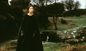 Charlotte Gainsbourg in the 1996 film adaptation of Jane Eyre.