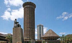 The Kenyatta International Conference Centre, Nairobi
