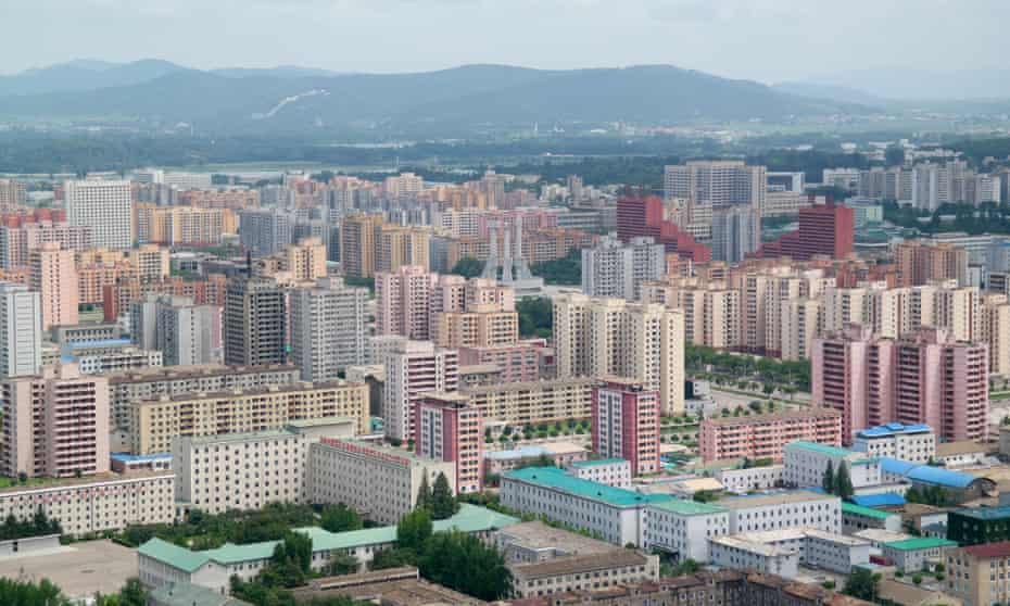 Pastel Pyongyang
