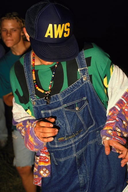 Hip-hop and sportswear led the way in 90s fashion.