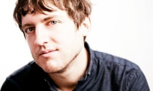 Elis James, who this week performs four gigs in Welsh