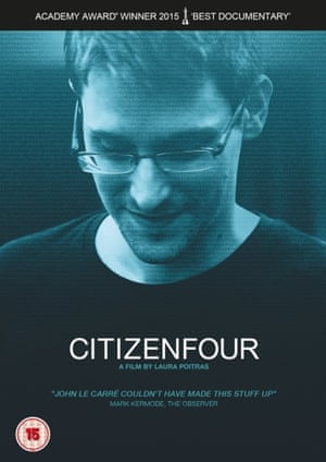 Citizenfour: both style and remarkable substance