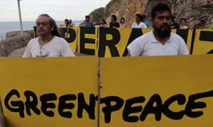 Greenpeace is to make investigations one of the three pillars of its environmental campaigning