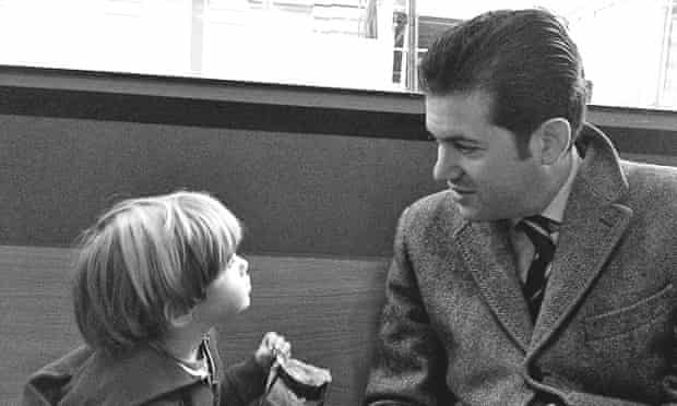 'Even when I was seething, I would try to be polite. Civility morphed into friendship, into the family thing we couldn't hack when we were together. Harry was sweet with my son Leo.'