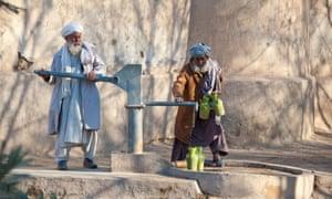 Men in Helmand, Afghanistan