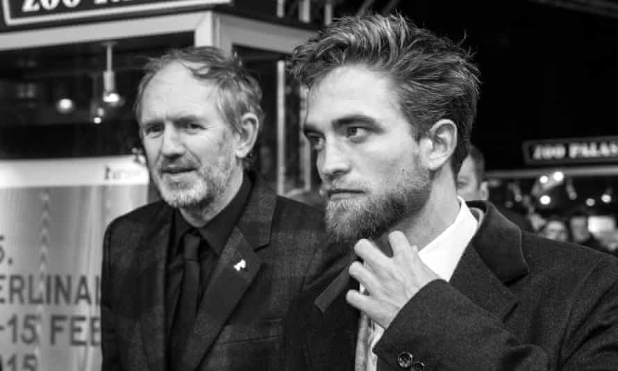 'He's far more gifted than he gives himself credit for': with director Anton Corbijn