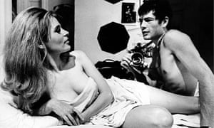 Marianne Hill and Robert Forster in Medium Cool
