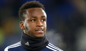 Tottenham's transfer window bids for striker Saido Berahino were 'way, way off the mark, according to West Bromwich Albion's director of football administration. Photograph: Peter Byrne/PA