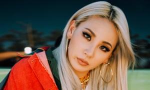 Korea blimey: CL is primed to take K-pop beyond its 'novelty' label.
