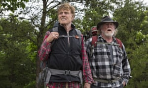 Nolte judgment: quite why Nick appears in Redford's insipid comedy A Walk in the Woods is a mystery.