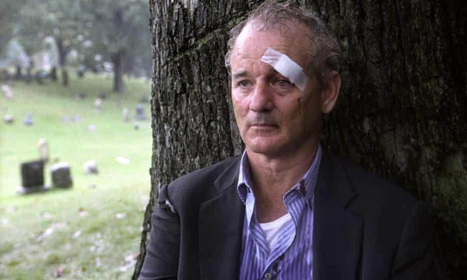 'BROKEN FLOWERS' FILM - 2005