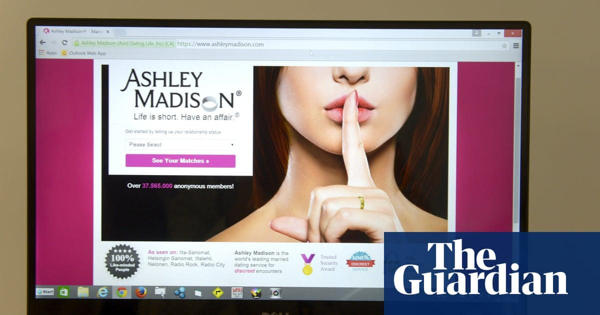 ashley madison dating service