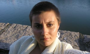 My wife shaved her head #10