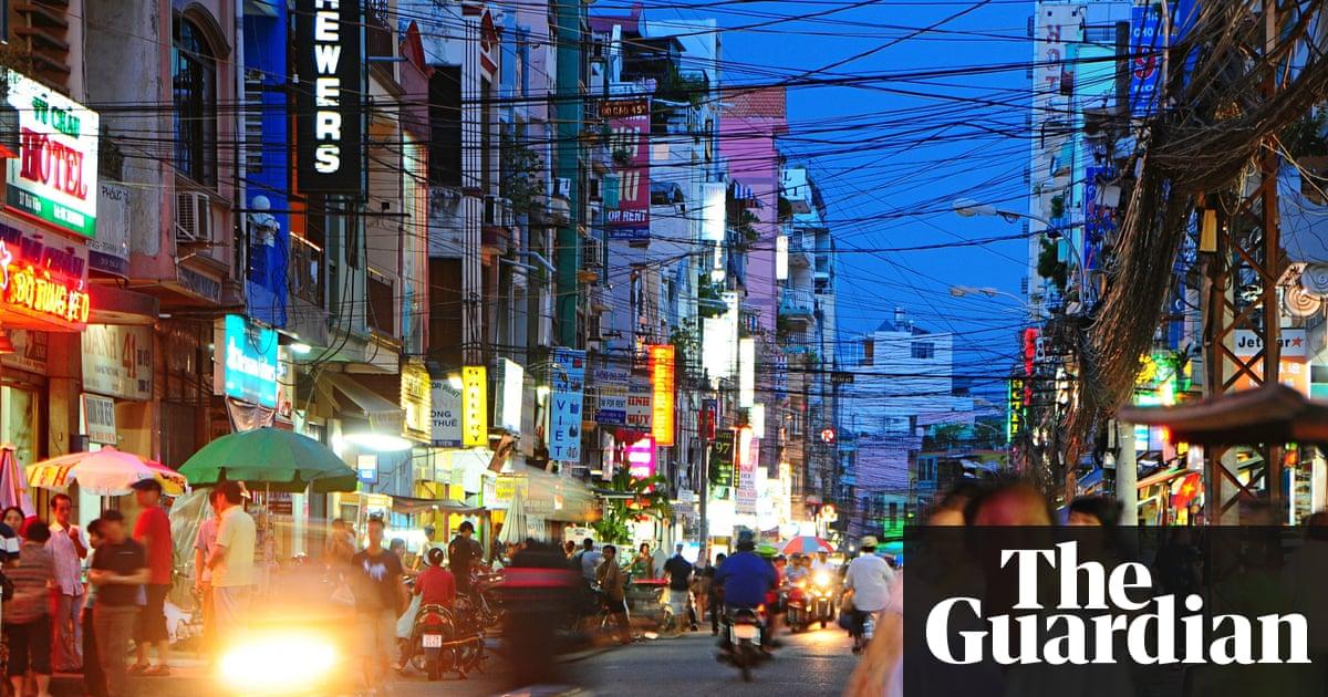 David Vann: 'How I fell in love with Ho Chi Minh City'