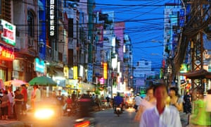 David Vann: 'How I fell in love with Ho Chi Minh City