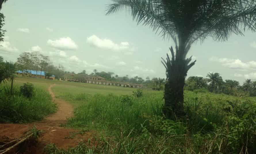 Chibundu Onuza's village