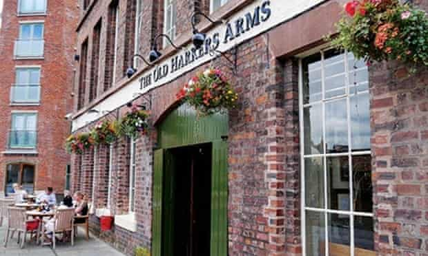 The Old Harkers Arms, Chester