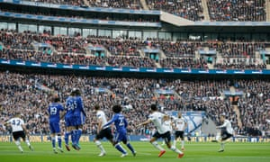 Chelsea and Tottenham contest the 2015 Capital One Cup final at Wembley, which could be used by both clubs as a temporary home.