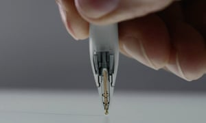 The new stylus that Apple has named Pencil