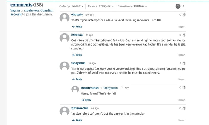 Online Comments We Want To Be Responsible Hosts Media The Guardian