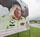 Billboard of Pervez Musharraf
